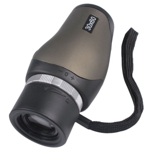 Enjoydeal Portable 30X60 Zoom Outdoor Bird Watching Single-Tube High Magnification Telescope Monocular