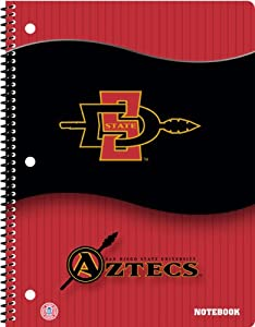 Buy Perfect Timing Turner San Diego State Aztecs Notebook, Pack of 2 (8091248) by Perfect Timing - Turner