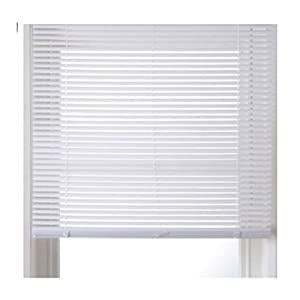 Quality Easy Clean Pvc Venetian Blinds In White Width
