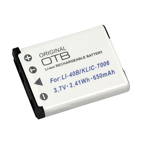 Accu Pour Fujifilm FinePix J100 (Li-Ion)