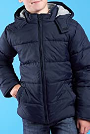 Stormwear Hooded Padded Jacket [T87-9050B-S]
