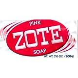 Zote Laundry Soap Bar - Pink 7oz