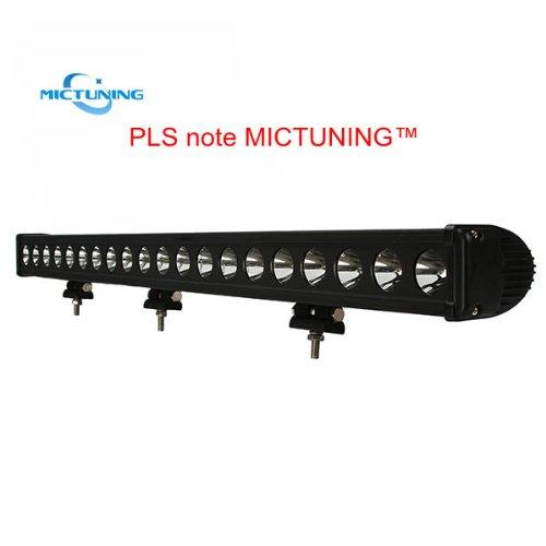 "Mictuning Brand 29"" Long Distance Cree Led Light Bar Combo Flood/Spot Beam - 10W*16 Led 20000 Lumen-Off Road Jeep Atv Utv"