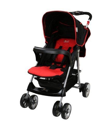 Little Wanderers  Stroller (Red)