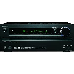 Onkyo HT-RC370 7.2-Channel THX Certified Network Audio/Video Receiver (Black)