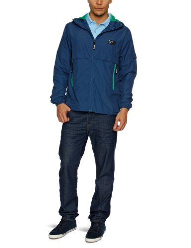 Bench Kiddle B Men's Jacket Blue Small
