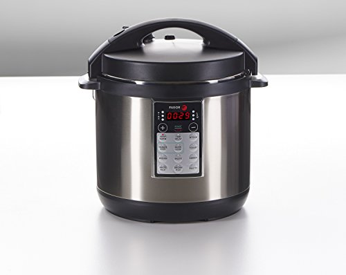 Fagor 670041880 LUX Multi Cooker, 6 quart, Silver (Fagor Chef Pressure compare prices)