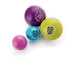 Life is Good CWYL Rocket Ball, 4-Inch, Retro Green
