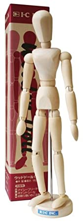 Icy Wood Doll Women (japan import)