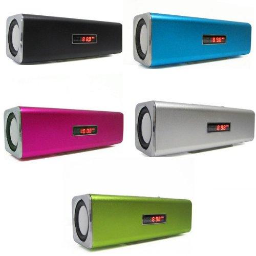 Music Angel Jh-Md05 Mini Portable Speaker Support Tf Usb Micro Sd