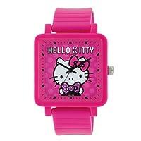 [シチズン時計株式会社 Q&Qウォッチ]シチズン時計株式会社 Q&Qウォッチ 腕時計 HELLO KITTY ハローキティ キャラクターウォッチ HK11-008
