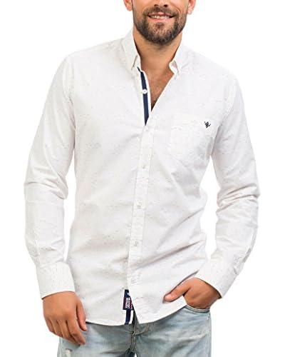 Signore Dei Mari Camicia Uomo Bahman [Bianco]