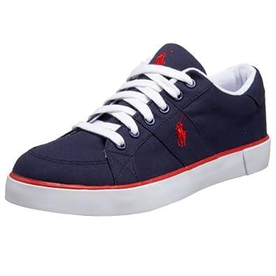 Amazon.com: Polo Ralph Lauren Men's Harold Sneaker: Shoes