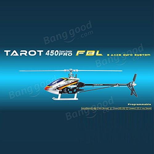 Paleo Tarot 450 PRO V2 FBL Flybarless RC Helicopter KIT (Tarot 450 Pro V2 compare prices)