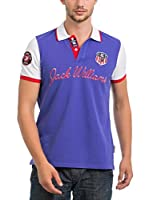 JACK WILLIAMS Polo (Morado)
