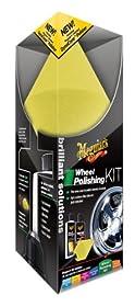 Meguiar's G3400 Brilliant Solutions Wheel Polishing Kit