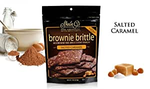 ... com: Sheila G's Brownie Brittle, Salted Caramel, 4-Ounce (Pack of 12