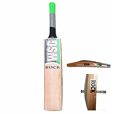 Protoner Wsg ROCK Kashmir willow cricket bat super huge bulge season bat