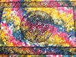 Tie Dye Ring Tapestry (58x86 Bed Sheet Throw Bed Cover Table Cloth Sofa Couch Cover)
