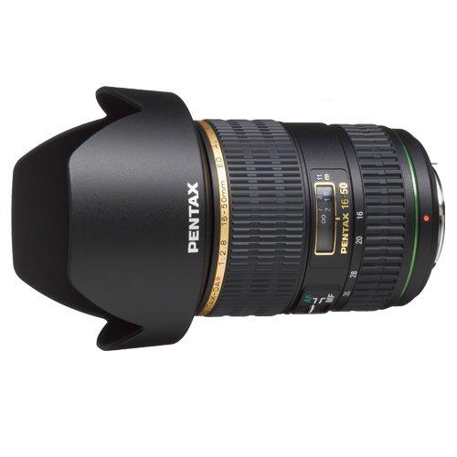 PENTAX lens star standard zoom lens DA  16-50mmF2.8ED AL [IF] SD...