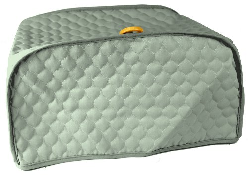 Quilted Sage Toaster Oven Appliance Cover