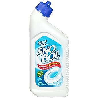 Arm & Hammer 33200-13010 Sno Bol Liquid Toilet Bowl Cleaner, 24 oz (Pack of 12)