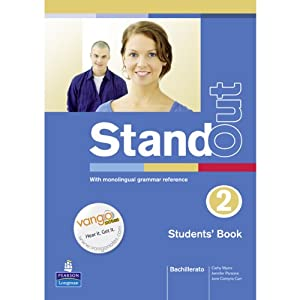 VangoNotes for Stand Out 2 (English / Spanish) | [Cathy Myers]