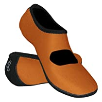 Nufoot Womens Mary Janes