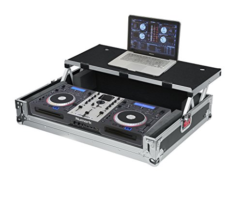 Gator Cases Tour Series G-TOURDSPUNICNTLB Case for Medium Sized DJ Controllers