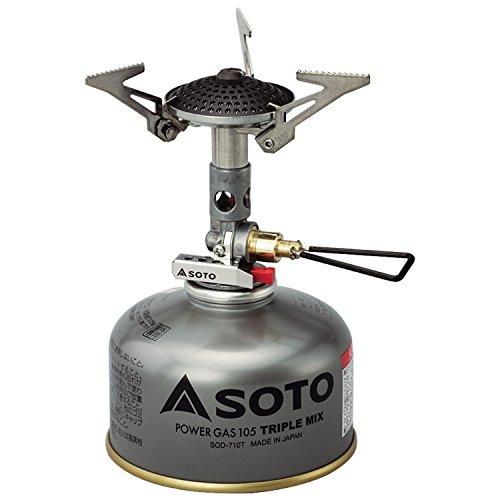 SOTO マイクロレギュレーターストーブ SOD-300S