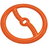 Bionic FL-CL103 Toss N Tug Durable Dog Toy Toss Toy Tug Toy, Large, Orange