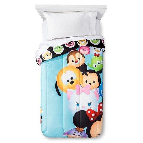 Disney Tsum Tsum Comforter ,Twin Size