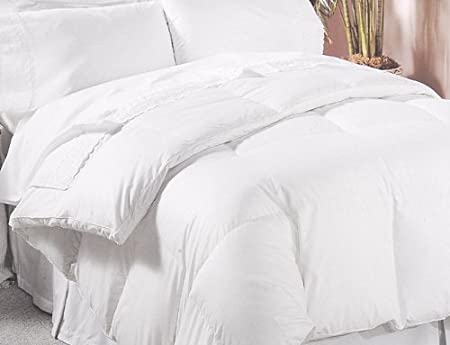 sheetsnthings Queen Size 50oz White Goose Down Comforter 500 thread count 750 fill power at Sears.com