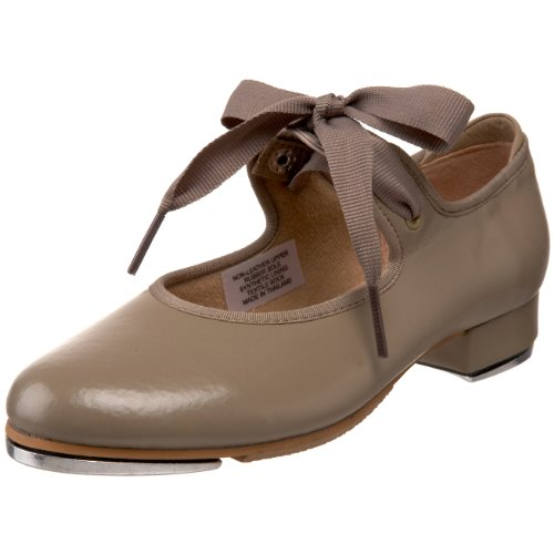 Bloch Dance Annie Tyette Tap Shoe (Toddler/Little Kid/Big Kid),Tan,11 M Us Little Kid front-990408