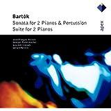 Bartók : Sonata for 2 Pianos & Percussion & Suite for 2 Pianos - Apex