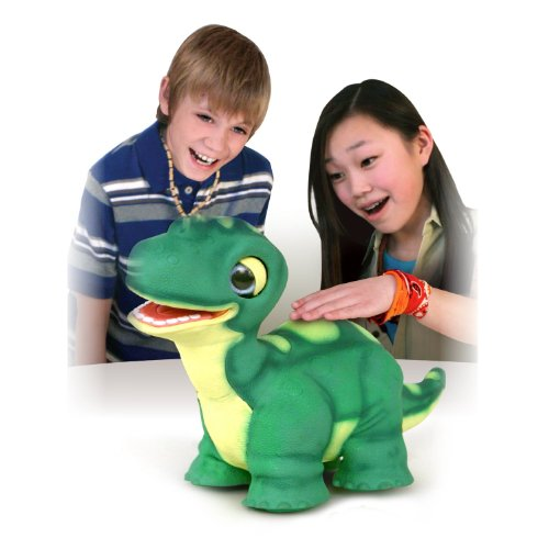 41cG4VQHPGL Cheap Buy  Senario Little Inu Interactive Dinosaur with Lifelike Movement and Emotions