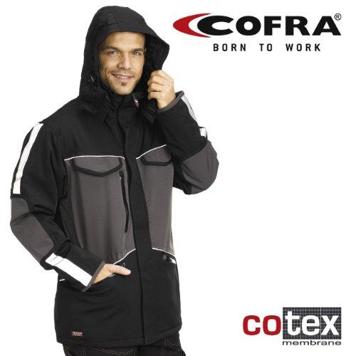 "Cofra cotex Allwetterjacke ""St.Moritz"" anthrazit jetzt bestellen"