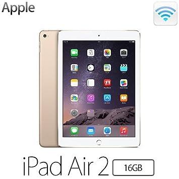 Apple iPad Air 2 Wi-Fiモデル 16GB MH0W2J/A