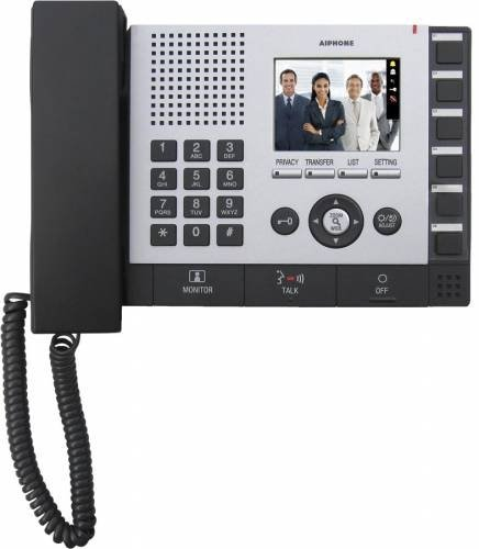 Aiphone Is-Mv Video Master Station front-1006229