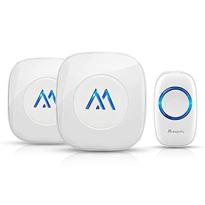 Magicfly Portable Wireless Doorbell Kit
