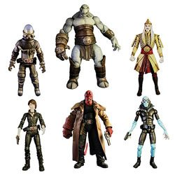 Picture of Mezco Hellboy 2: The Golden Army: Series 1 Action Figures Case of 12 (B001BNT0NI) (Mezco Action Figures)