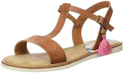 Coolway Monky, Sandali Donna, Marrone (Cue), 40
