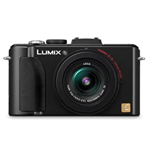 Panasonic Lumix DMC-LX5 10.1 MP Digital Camera + $75 GC = $354.48