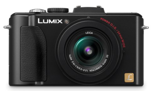 Panasonic Lumix DMC-LX5 is one of the Best Compact Digital Cameras Overall Under $1000