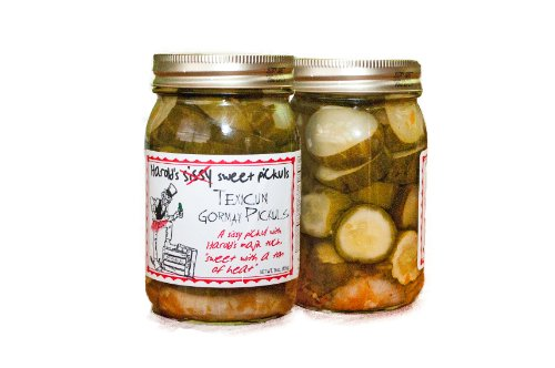 Harold's Sissy Sweet Hot Pickles 16oz (The Pickle Challenge compare prices)