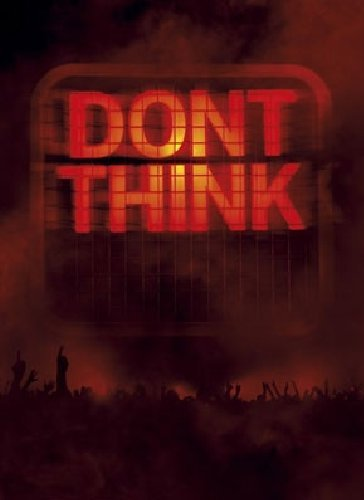 The Chemical Brothers - Don't Think (Blu-Ray+CD)