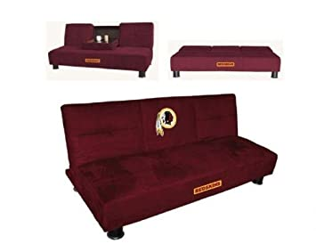 NFL Convertible Sleeper Sofa NFL Team: Washington Redskins