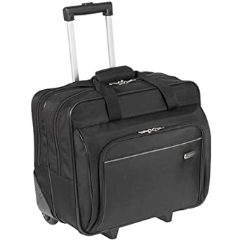 Amazon.com: Targus Metro Roller Laptop Case for 16-Inch Laptop, Black (TBR003US): Electronics