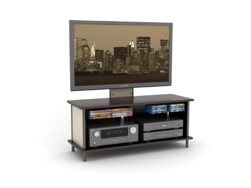 Atlantic 88335750 Epic 3 in 1 TV Stand and Mount