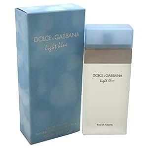 Amazon.com : Dolce & Gabbana Light Blue By Dolce & Gabbana
